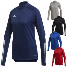Sweat d'entrainement Condivo 20 Femme - Adidas FS7095
