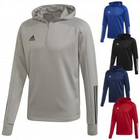 Sweat à capuche Condivo 20 Hoodie - Adidas EK2960