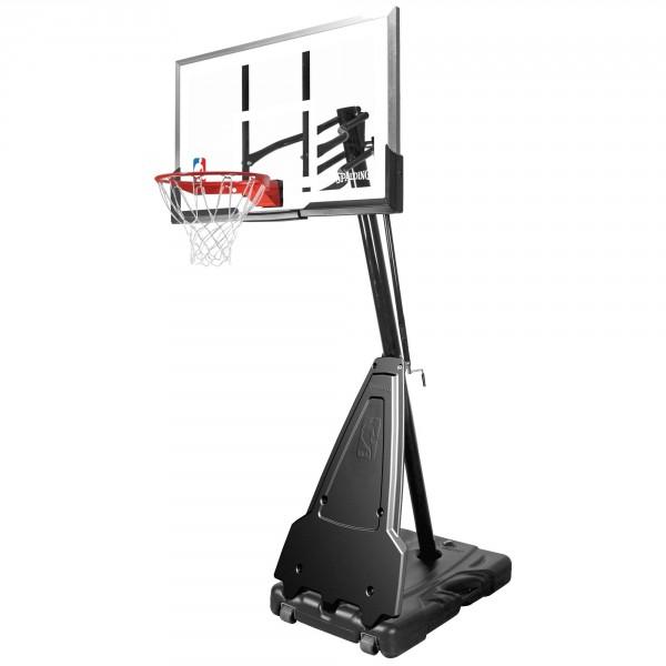 Panneau de basket NBA Platinum Portable Spalding
