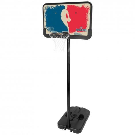 Panneau de basket NBA Logoman Portable Spalding