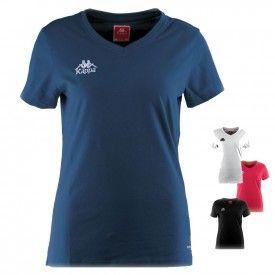 Tee-shirt Tabbiano Femme Kappa