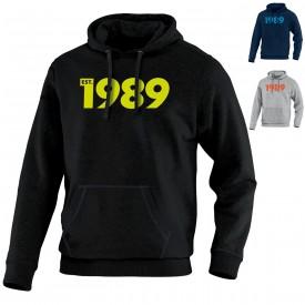 Sweat à capuche 1989 - Jako 6789
