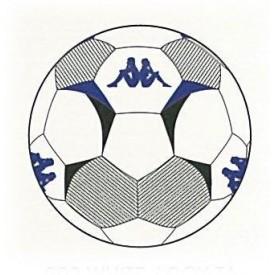 Ballon Futsal Giani - Kappa 302FI10_903