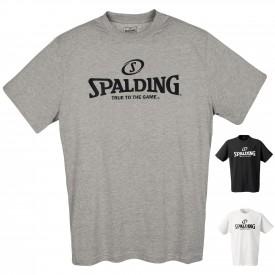 Tee Shirt Logo - Spalding 3002010