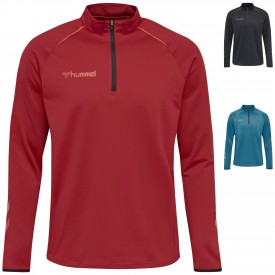 Sweat 1/4 zip HMLAuthentic Pro - Hummel 204605