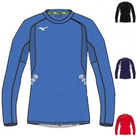 Tee-shirt running Premium ML - Mizuno U2EA0005