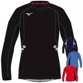 Tee-shirt running Premium ML Femme - Mizuno U2EA0205