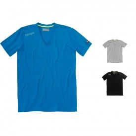 Tee-Shirt Core coton col V Kempa
