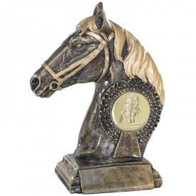 Trophée Equitation personnalisable 52656 France Sport