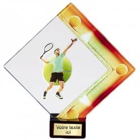 Trophée Tennis 14107 - France Sport F_14107MJ