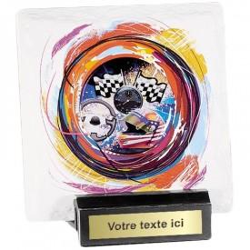 Trophée Personnalisable 45108 - France Sport F_45108C