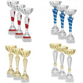 Lot de 12 coupes Promo 2020 - France Sport 2020-5