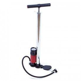 Pompe verticale avec manomètre Sporti