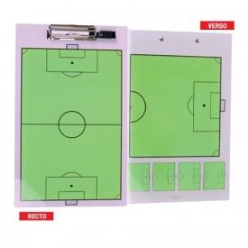 Carnet tactique recto verso Football - Sporti 063195