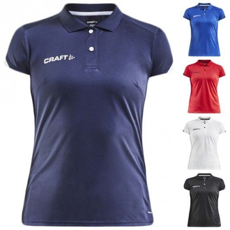 Polo Pro control Impact Femme Craft