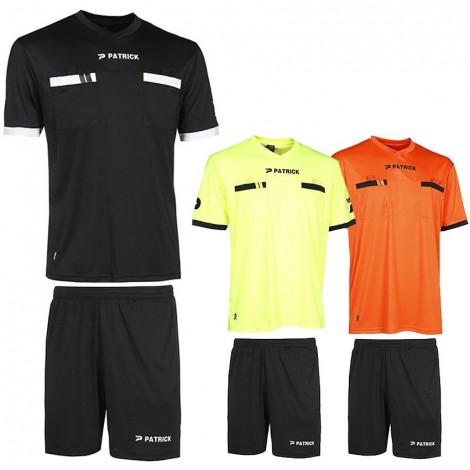 Ensemble d'arbitre maillot et short Referee