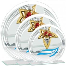 Trophée verre 128-1 - France Sport F_128-1