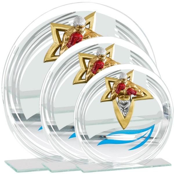 Trophée verre 128-1 France Sport