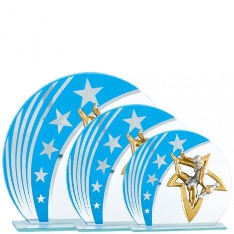 Trophée verre 129-5 France Sport