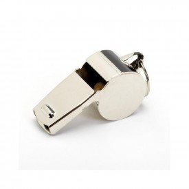 Sifflets acier Boîte de 12 - Sporti 062740
