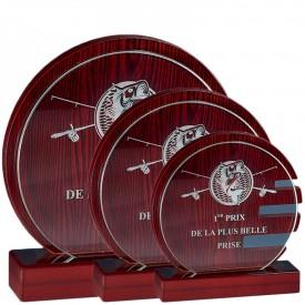 Trophée Verre et bois - France Sport F_165-2