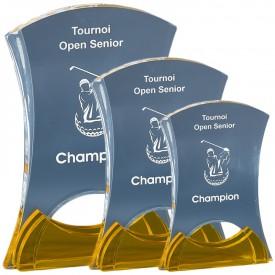 Trophée Acryglass - France Sport F_178-1