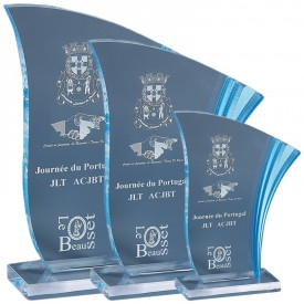 Trophée Acryglass - France Sport F_179-3