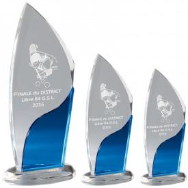 Trophée Acryglass - France Sport F_179-5