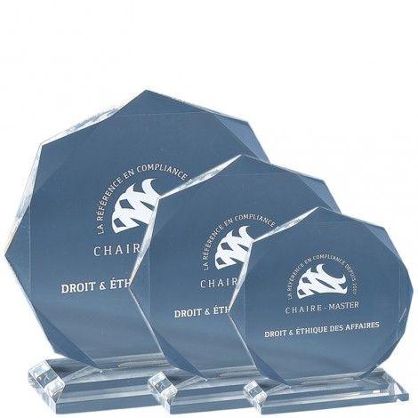Trophée Acryglass France Sport