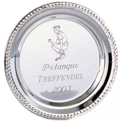 Assiette 10 cm France Sport