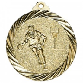 Médaille Basket-ball Or 32 mm - France Sport F_NX03D