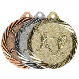 Médaille Football 32 mm - France Sport F_NX07