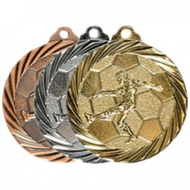 Médaille Football 32 mm - France Sport F_NX08