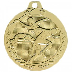 Medaille Athlétisme Or 40 mm - France Sport F_DX02D