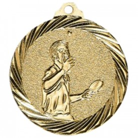 Médaille Tennis de table Or 32 mm - France Sport F_NX14D