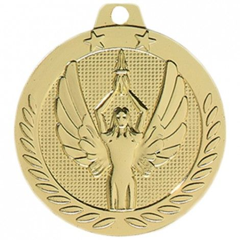 Médaille Victoire Or 40 mm France Sport