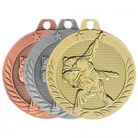 Médaille Judo 40 mm - France Sport F_DX13