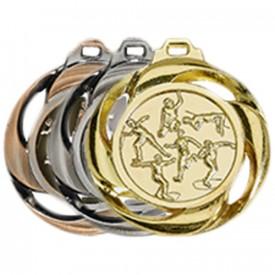 Médaille Athlétisme 40 mm France Sport
