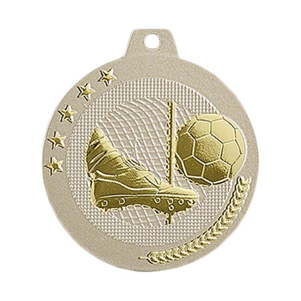 Médaille Football 50 mm Or France Sport