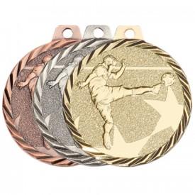 Médaille Football 50 mm - France Sport F_NZ20