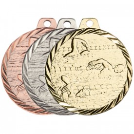 Médaille Natation 50 mm - France Sport F_NZ21