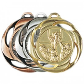 Médaille Basket-ball 40 mm France Sport