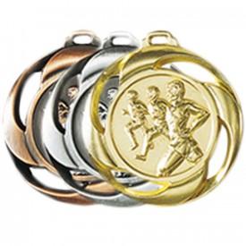 Médaille Course à pied 40 mm - France Sport F_NF03