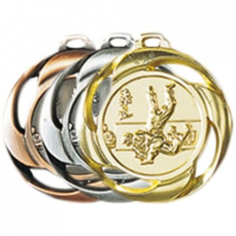Médaille Judo 40 mm France Sport