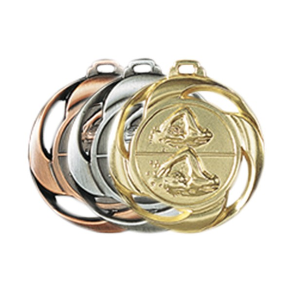 Médaille Natation 40 mm France Sport