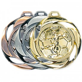 Médaille Football 40 mm France Sport