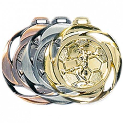 Médaille Football 40 mm France Sport