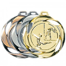 Médaille Gymnastique 40 mm France Sport
