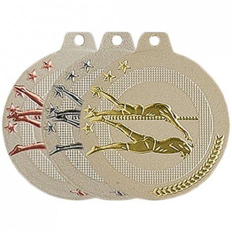 Médaille Natation 50 mm France Sport