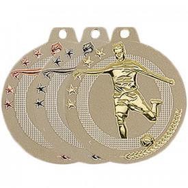 Médaille Football 50 mm - France Sport F_NQ07